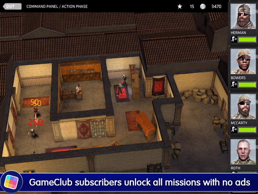 Breach & Clear: Military Tactical Ops Combat screenshots 10