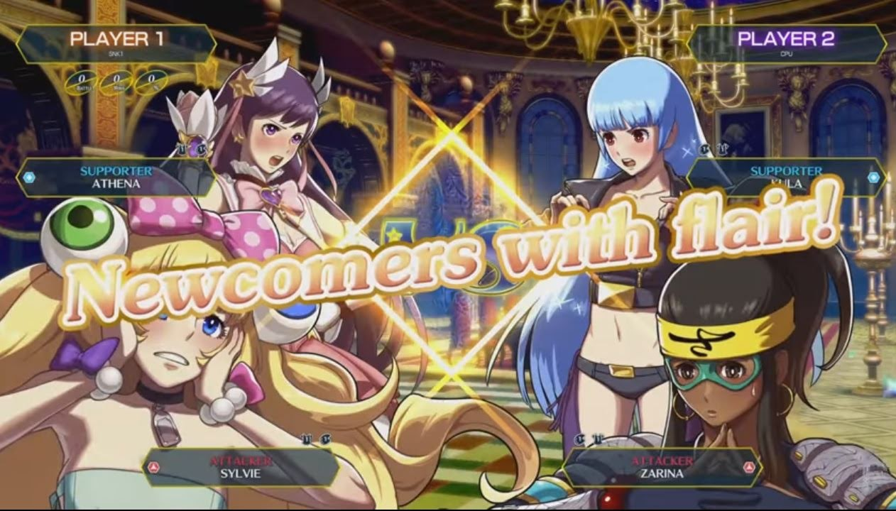 [SNK HEROINES] Sylvie กับ Zarina ก็มา!
