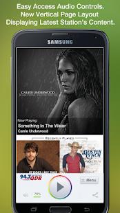 WQDR - 94.7 FM- screenshot thumbnail
