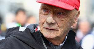 Una imagen reciente del piloto que ha fallecido a los 70 años.