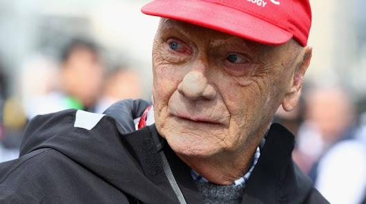 Muere el expiloto de Formula 1 Niki Lauda