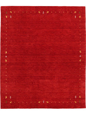 Gabbeh loom Cirque - Dark Red