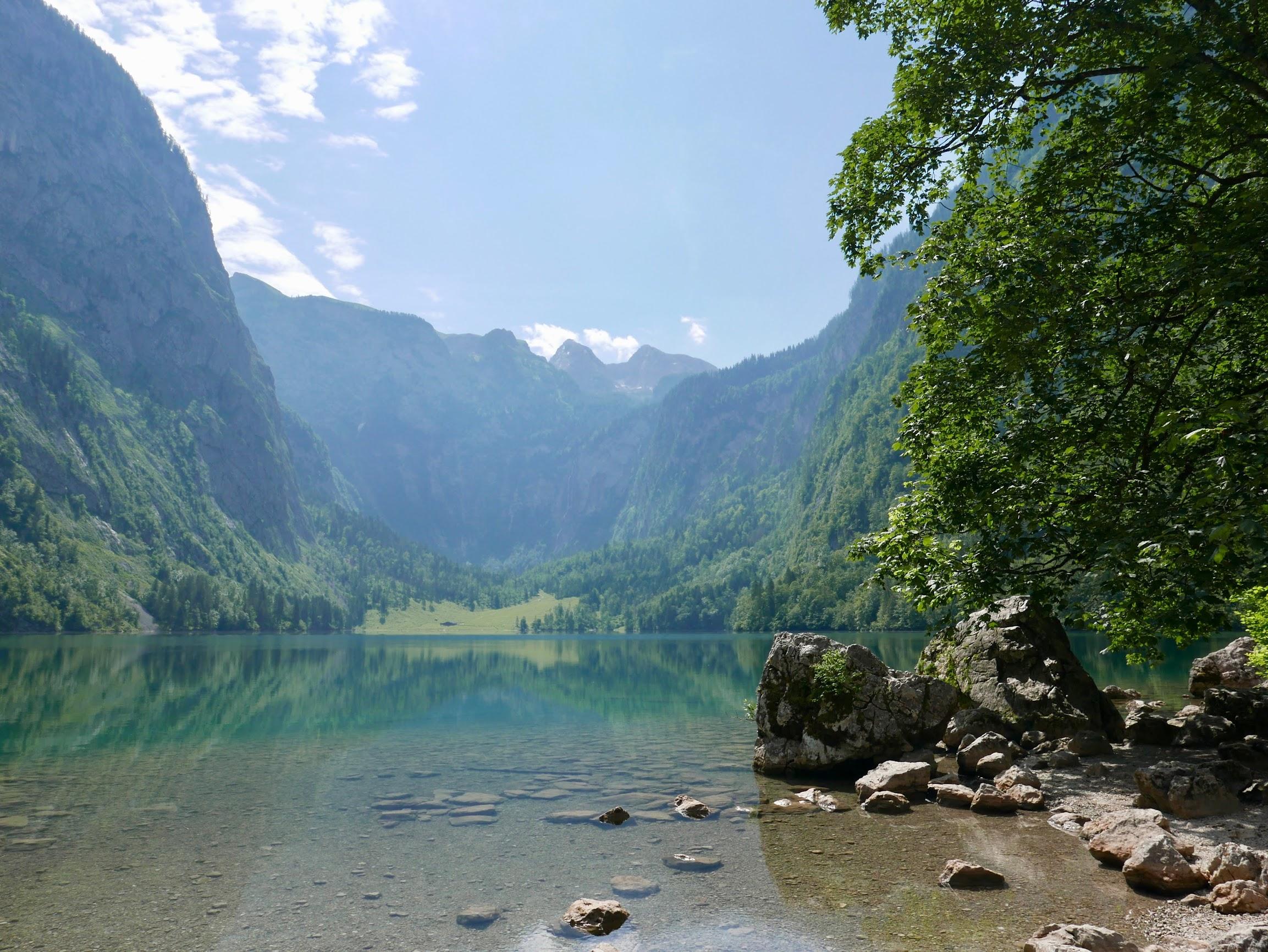Obersee, Schönau am Königssee, Berchtesgaden
