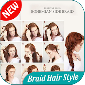 300 Braid Hair Style Tutorials