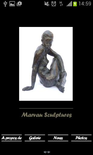 Marvau Sculpteur