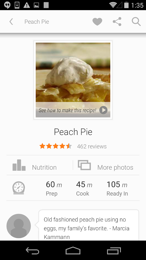 Allrecipes Dinner Spinner- screenshot
