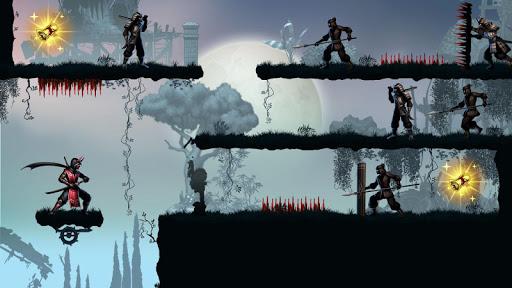 Ninja warrior: legend of shadow fighting games apkmr screenshots 10
