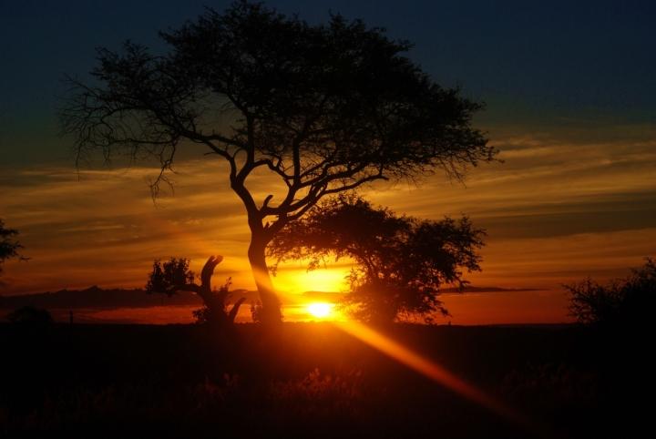 Tramonto africano!!!!!!!! di buccio