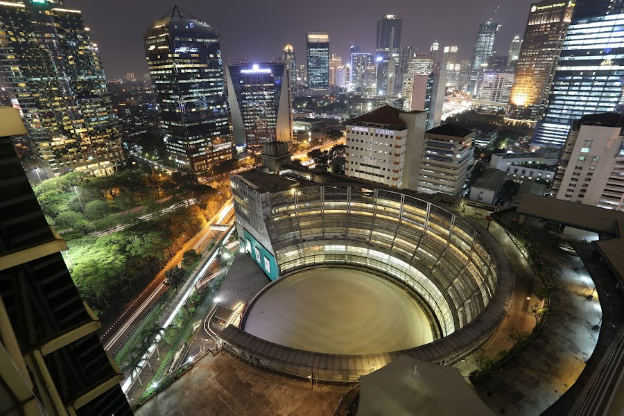 by Bernard Tjandra - Buildings & Architecture Office Buildings & Hotels