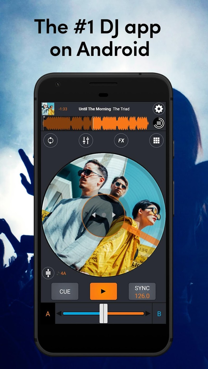 cross dj 2.0 free download apk