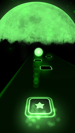 Boulevard der zerbrochenen Träume - Green Day Tiles Neon-Screenshots 2