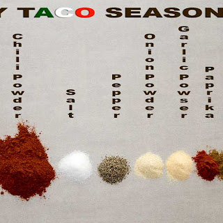 DIY Taco Seasoning Mix