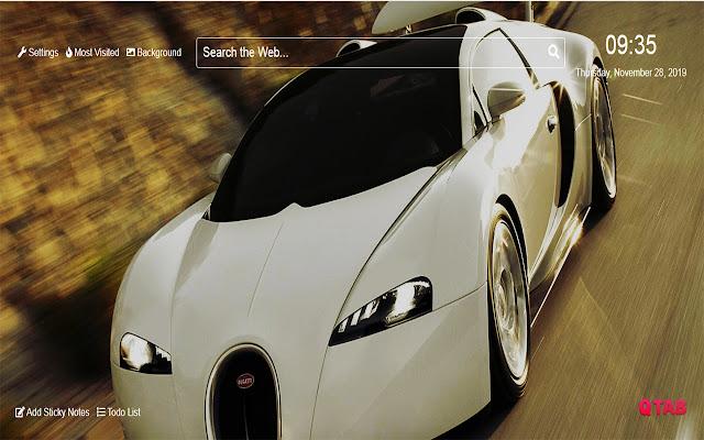 Bugatti  Wallpapers Bugatti  New Tab HD