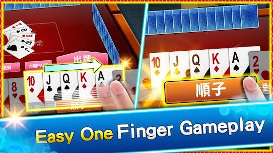 神來也撲克Poker – Big2, Sevens, Landlord, Chinese Poker 4