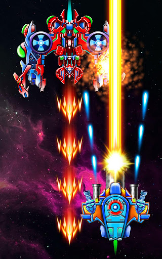 Galaxy Attacku00a0: Alien Shooter  captures d'u00e9cran 12
