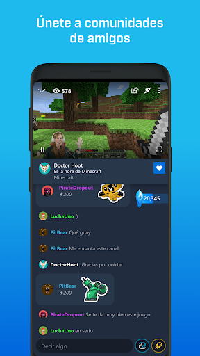 Mixer – Interactive Streaming screenshot 2