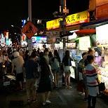 Shilin night market in Taipei in Taipei, T'ai-pei county, Taiwan