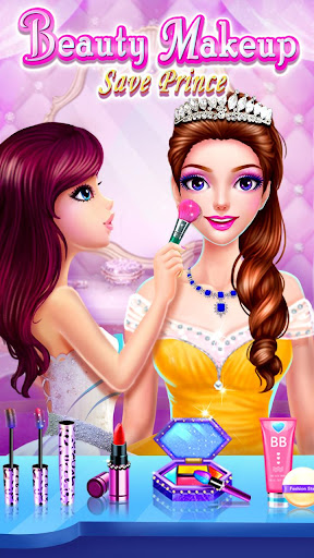 ud83dudc78ud83eudd34Princess Beauty Makeup - Dressup Salon 3.1.5017 screenshots 21