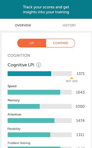 Lumosity - Brain Training  screenshots 12