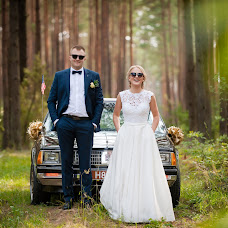 Wedding photographer Laurynas Mitrulevičius (skinulis). Photo of 17.01.2018
