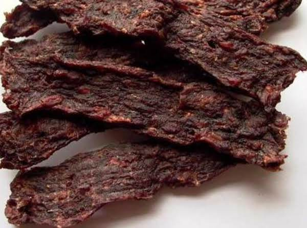 My Moms Deer Jerky Recipe