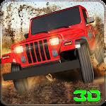 4x4 Crazy Jeep Stunt Adventure Icon