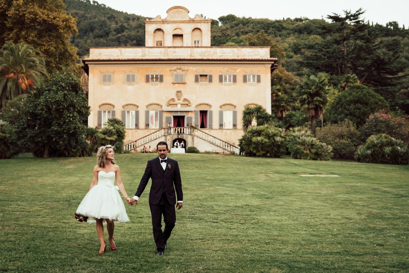Servizio fotografico matrimonio in Toscana