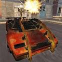 Death Race Car Fever 3D icon