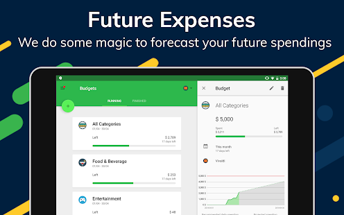 Money Lover: Expense Tracker, Budget Planner Screenshot