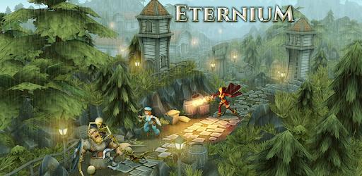 Eternium captures d'écran