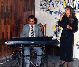 Photo: Big night at AMIS event in Belo Horizonte - 1989