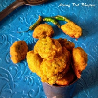 Moong Dal Bhajiya