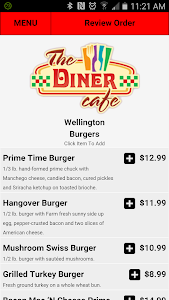 Restaurant Menu App Maker Demo screenshot 14