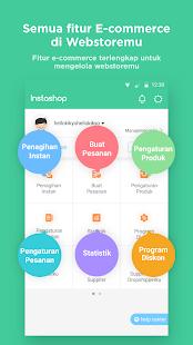 Instashop-Buat Webstore GRATIS screenshot