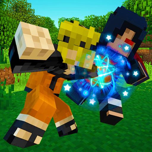 Pixel Ninja Fighting