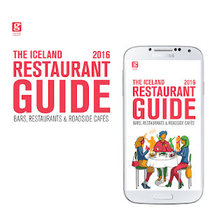 The Iceland Restaurant Guide- screenshot thumbnail