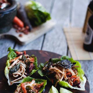 Tofu Lettuce Salad Recipes