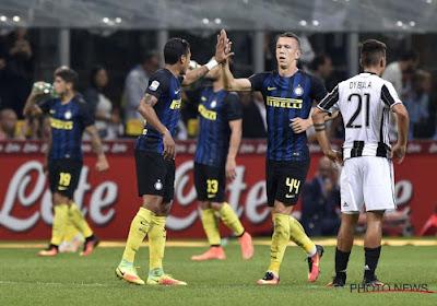 Ivan Perisic matchwinnaar tegen Juventus, piepjonge Belg maakt minuten in topper
