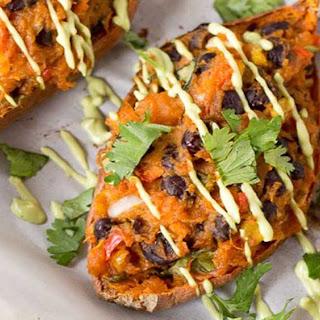 Loaded Mexican Sweet Potato Recipe