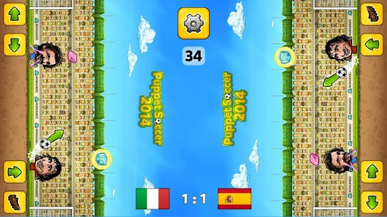 ⚽Puppet Soccer 2014 – Big Head Football 🏆 App Download For Android 8