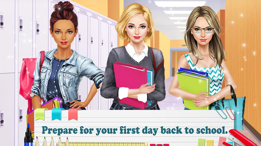 Beauty Salon - Back-to-School apkpoly screenshots 6