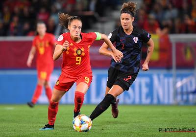 Tessa Wullaert entame une nouvelle saison pleine d'ambitions par un derby