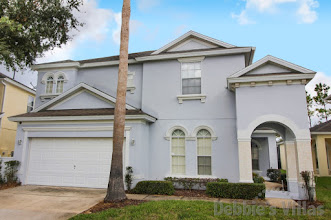 Orlando villa, close to Disney theme parks, private pool and spa, games room