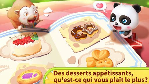 Boulangerie Panda fond d'écran 2