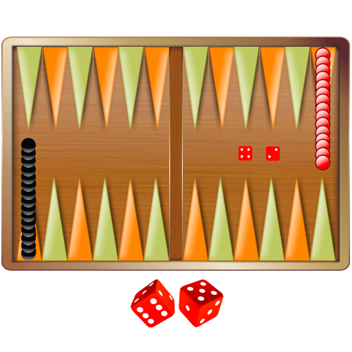 Narde - Long Backgammon