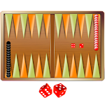 Narde – Long Backgammon Icon