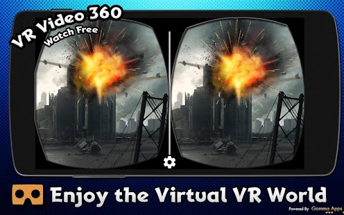 Vr Video Player - 3D 360 Videos Watch Free - náhled