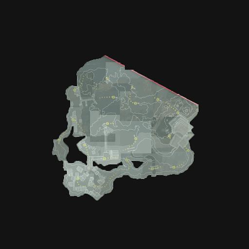 ポートロイヤルのマップ