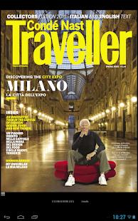 Traveller Italia screenshot