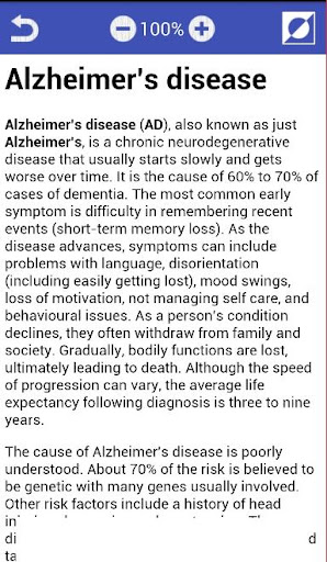 All Mental disorders 1.1 screenshots 6